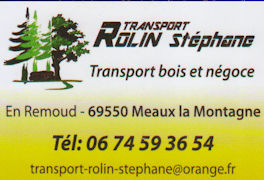 Transport Rolin Stephane