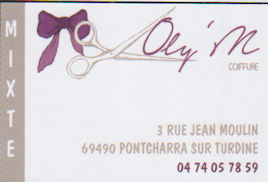 Coiffure ponch