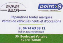 Garage Bellon Tarare