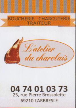 Latelier du charolais