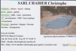 SARL Chadier Christophe