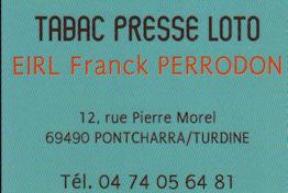 Tabac Presse Perrodon
